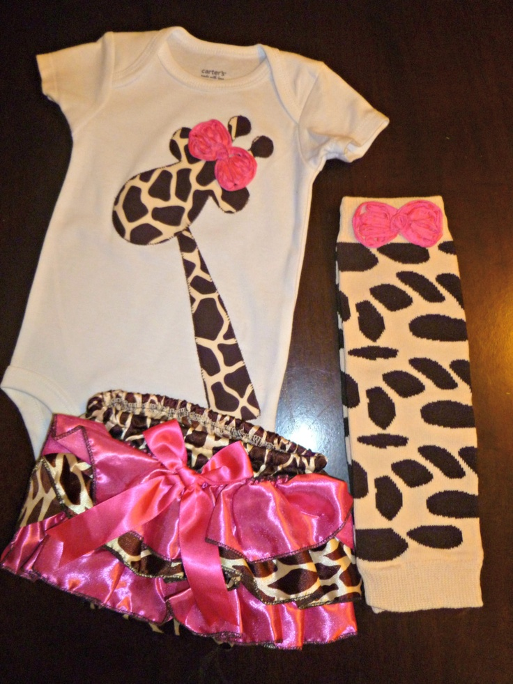 1st Birthday Outfit — too stinkin cute!!!