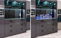 Kitchen design ideas - the perfect bar / drinks cabinet ...