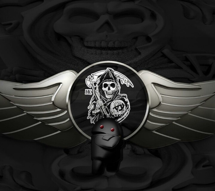 Badass Wallpapers Hd Soa Android Wallpaper Sons Of Anarchy Pinterest