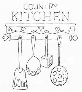 1000+ images about Embroidery for kitchen on Pinterest