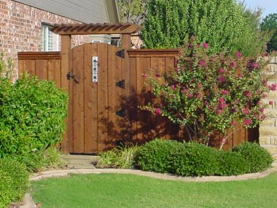 25 Best Ideas About Backyard Gates On Pinterest Outdoor Gates