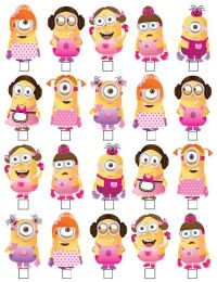 Best 20+ Girl minion ideas on Pinterest