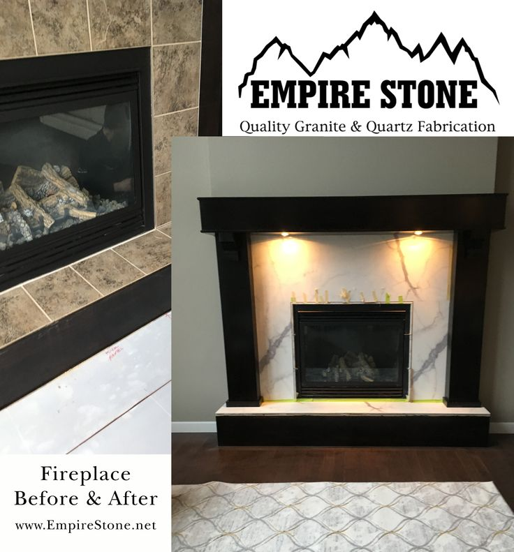 Diy Fireplace Refacing Stone Make An Easy Fireplace Refacing 25+ Best Ideas About Fireplace Refacing On Pinterest