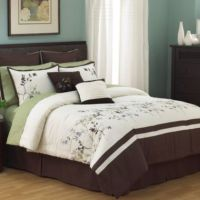 Simone 8-pc. Comforter Set | Bedding | Pinterest | Love ...