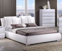 17 Best ideas about Leather Bed Frame on Pinterest
