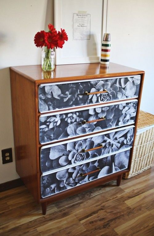 Top 260 ideas about Decoupage Furniture on Pinterest  Tissue paper Decoupage and Painted furniture