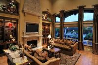 Gorgeous Tuscan Living Room   Room Ideas for the Home ...