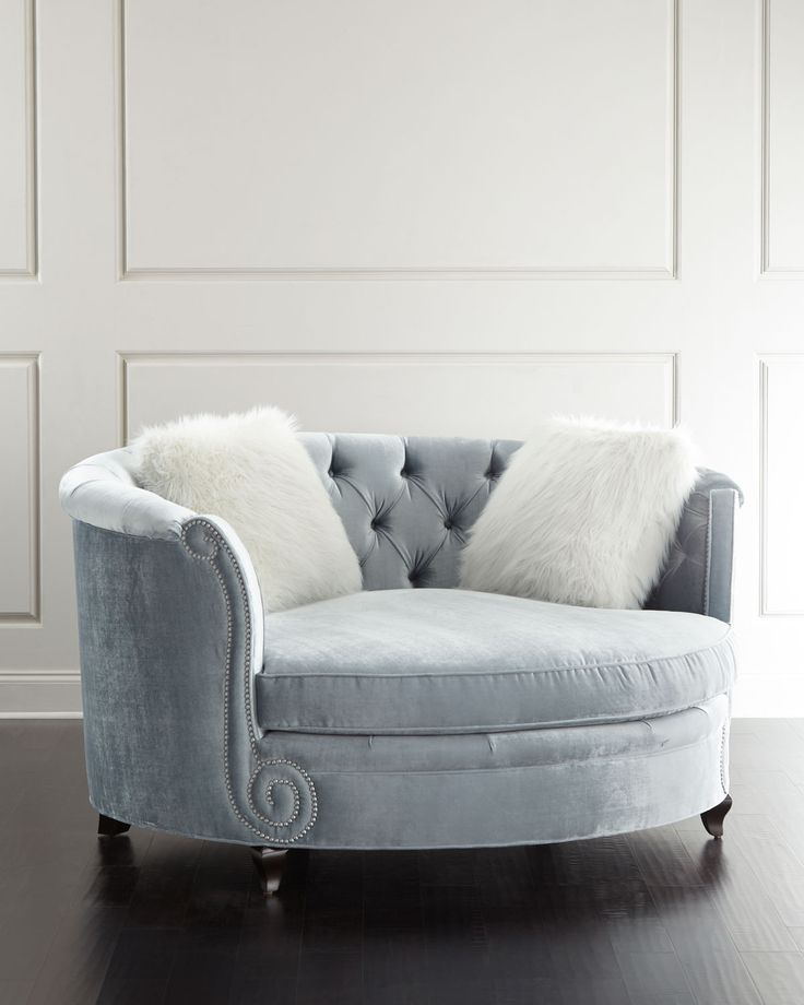 17 Best ideas about Tufted Chair on Pinterest  Accent