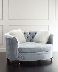 17 Best ideas about Tufted Chair on Pinterest