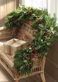 Christmas Garland | Christmas - Decor Ideas | Pinterest ...