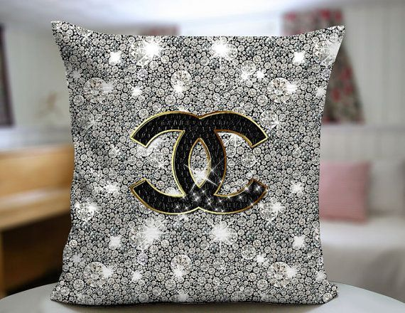 111 best images about Chanel Home Decor on Pinterest  Chanel room Trays and Chanel art