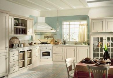 Country Kitchen Color Ideas