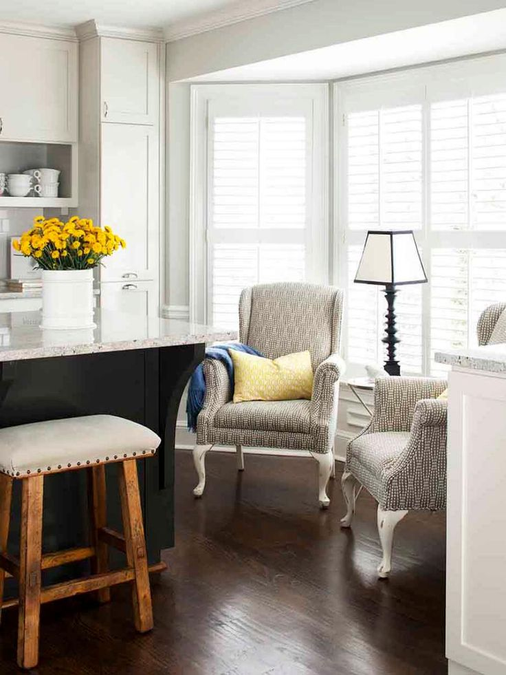 25 best ideas about Small sitting areas on Pinterest  Small sitting rooms Kitchen sitting