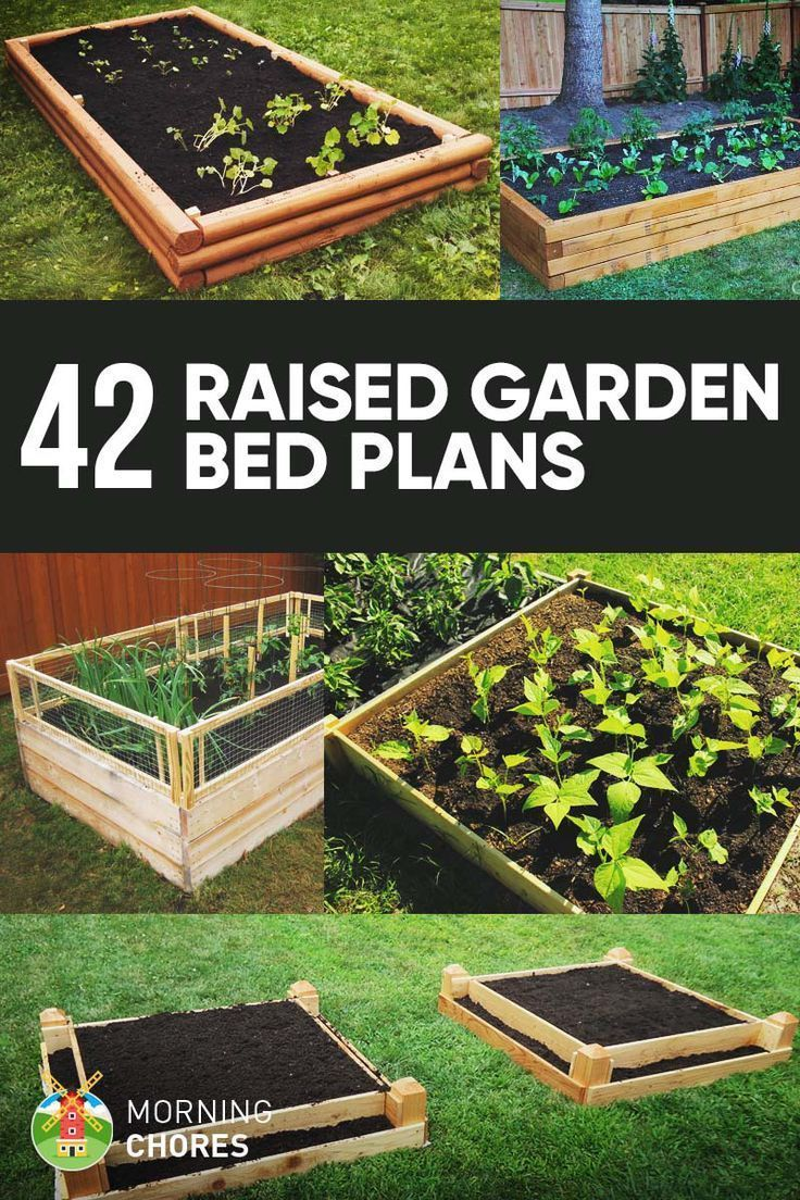 25 Best Ideas About Raised Beds On Pinterest Building Raised