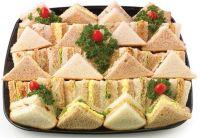 Finger Sandwiches For Baby Shower | Tea Time | Pinterest ...