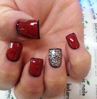 Christmas nail design ideas 2013 | Cute girly nails tumblr ...