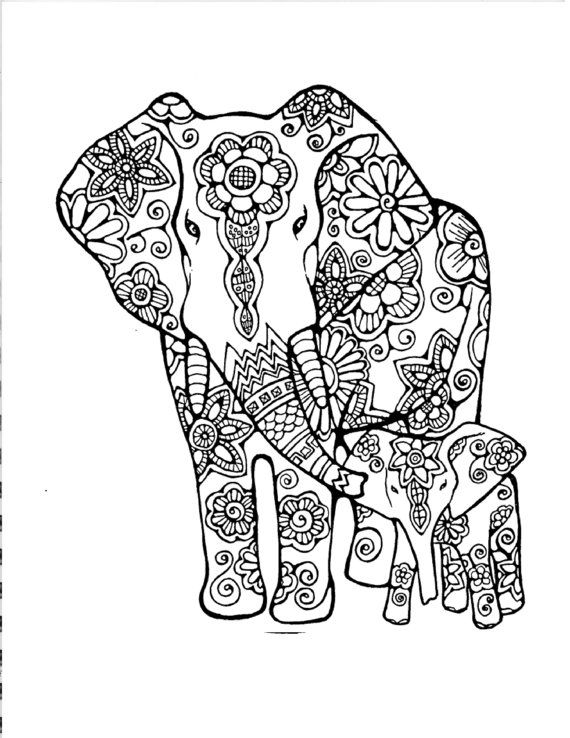 801 best images about ☮ Art ~ Coloring Pages on Pinterest