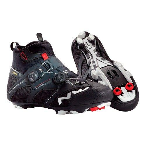 chaussures northwave extreme winter gtx vtt noir