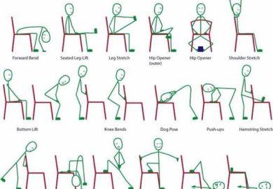 Chair Yoga For Balance