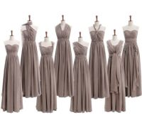 25+ best ideas about Convertible bridesmaid dresses on ...