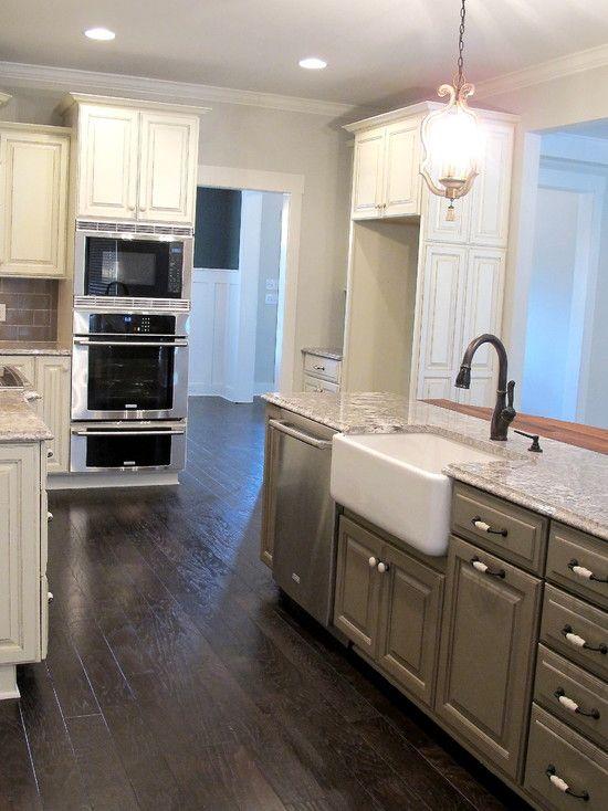 kitchen cabinets knoxville rta reviews white glazed cabinets, minka lighting, bianco antico ...