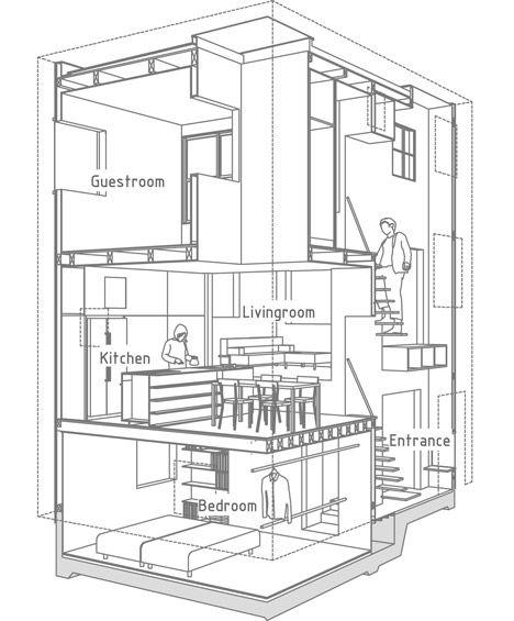 Architects: Yo Shimada Project Team: Tato Architects