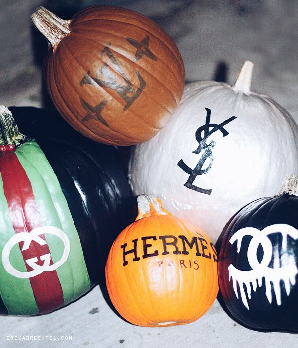Diy Fashion Couture Brands Logos Halloween Nocarve