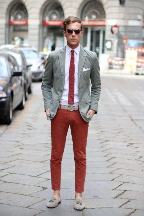 ways to style men's blazers