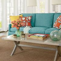 25+ best ideas about Turquoise couch on Pinterest ...