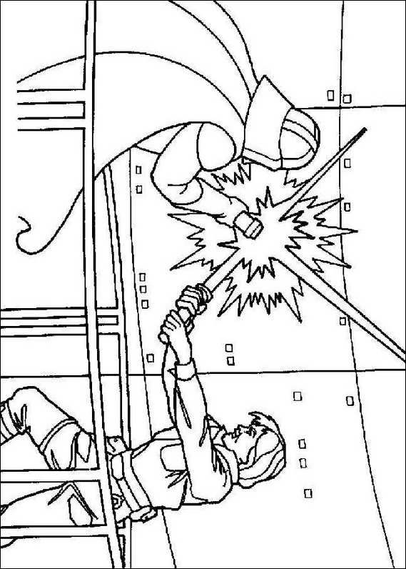 Starkiller Coloring Pages Coloring Pages