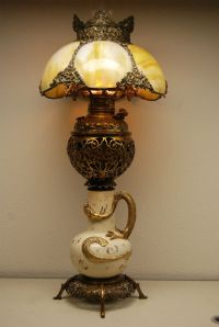 637 best images about Antique Oil Lamp on Pinterest ...