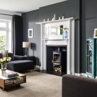 25+ best ideas about 1930s Fireplace on Pinterest | Alcove ...