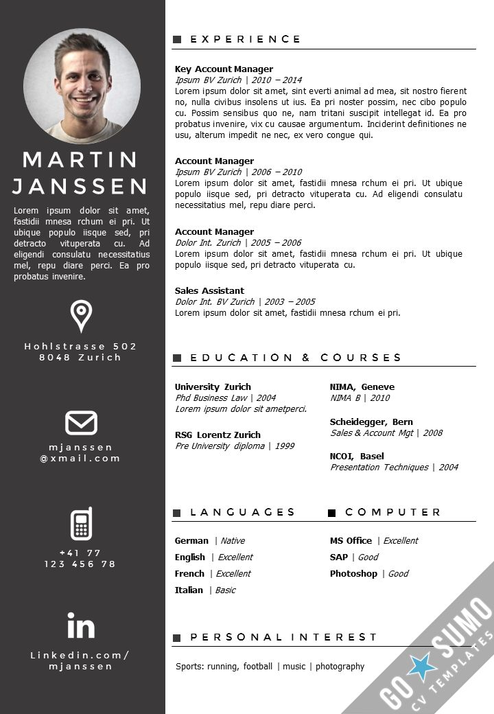 25 best ideas about Creative Cv Template on Pinterest  Creative cv Creative cv design and Cv