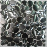 Metal Stainless Steel Mosaic Tile (ksl-c10111) - Buy ...