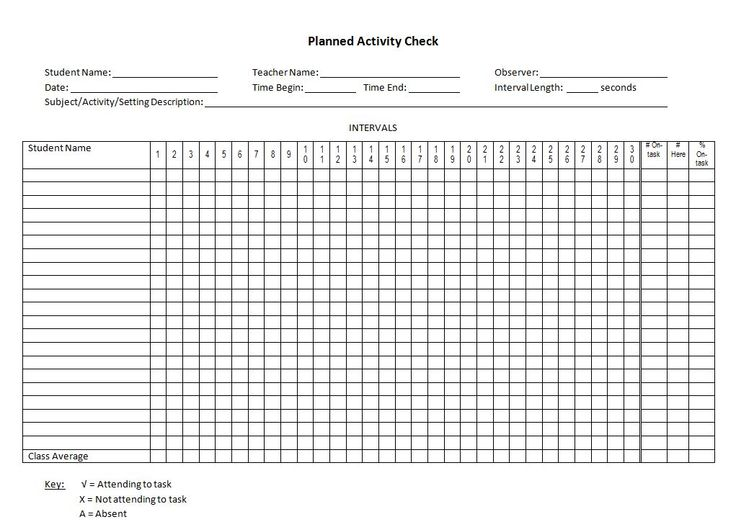 39 best images about Data Collection Forms on Pinterest