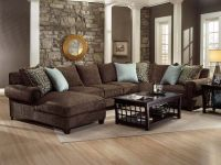 Best 25+ Dark brown couch ideas on Pinterest
