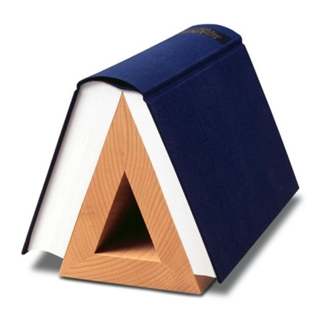 The coolest book accessory ever for your bedside table.