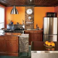 25+ best ideas about Orange Kitchen Walls on Pinterest ...