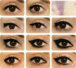Eyeshadow Chart