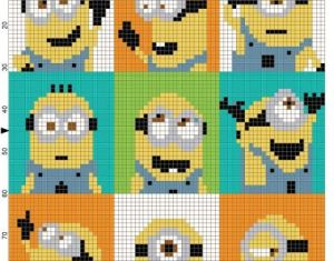 Ideas About Minion Crochet Patterns On Pinterest