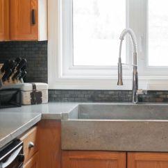 Farmhouse Kitchen Sink Outdoor Dimensions Comforter Concrete — Ideas | Idex ...