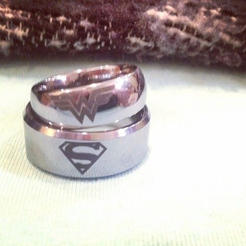 25+ best ideas about Superman Ring on Pinterest