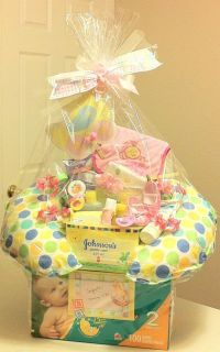 The 25+ best Baby shower gift basket ideas on Pinterest ...
