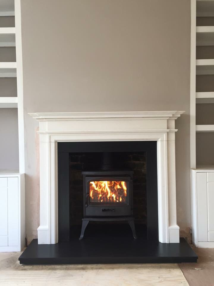 cosy living room with log burner how to decorate a corner fireplace 1000+ ideas about on pinterest | ...