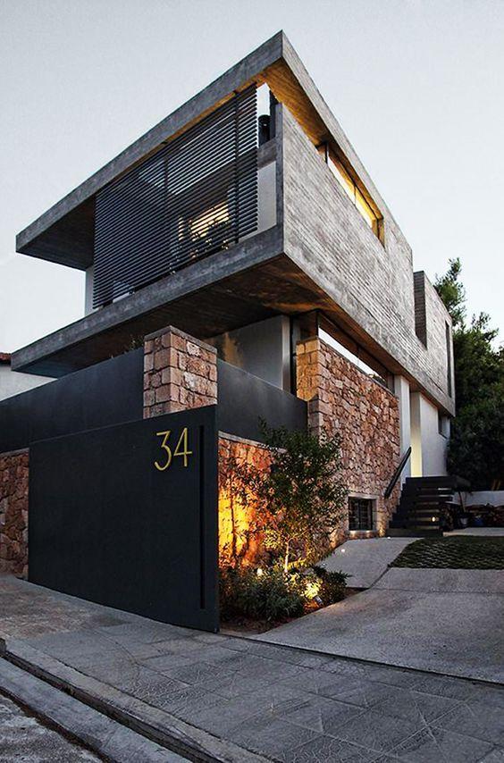 Best 25 Modern Brick House ideas on Pinterest  Bricks Modern exterior house designs and Brick