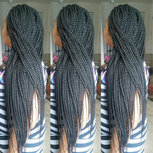17 Best Images About Rope Twist Braids On Pinterest