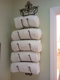 1000+ images about Wine towel holder in my bathroom on ...