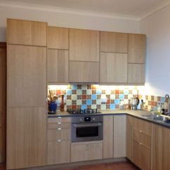 Ikea Kitchen Cupboards Console Table Units And Appliances All Ikea. #ekestad #oak Tiles From ...