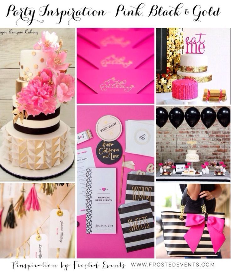 25+ best ideas about Pink black on Pinterest