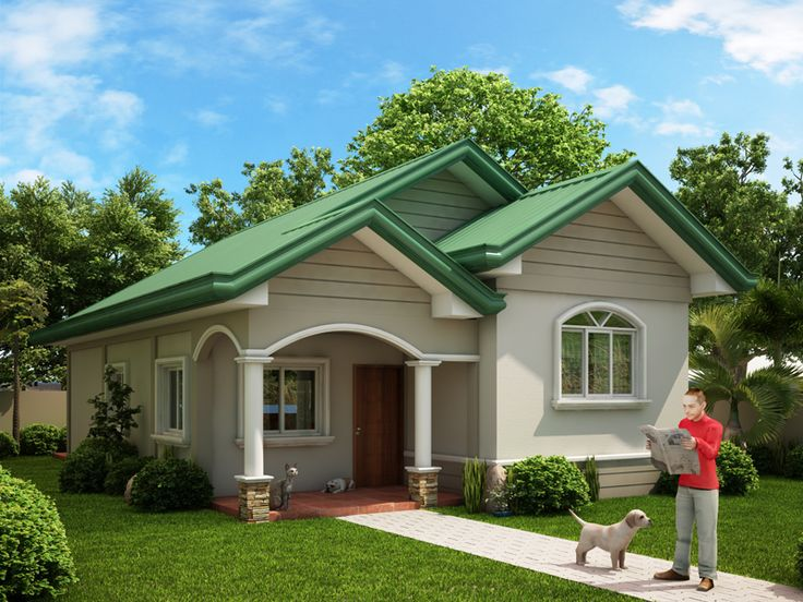 One Story Dream Home Series ODH 2015002 Pinoy Dream Home Source